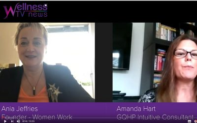 Amanda Hart interviews Ania Jefferies, founder of Women Work for Wellness TV – September 2018